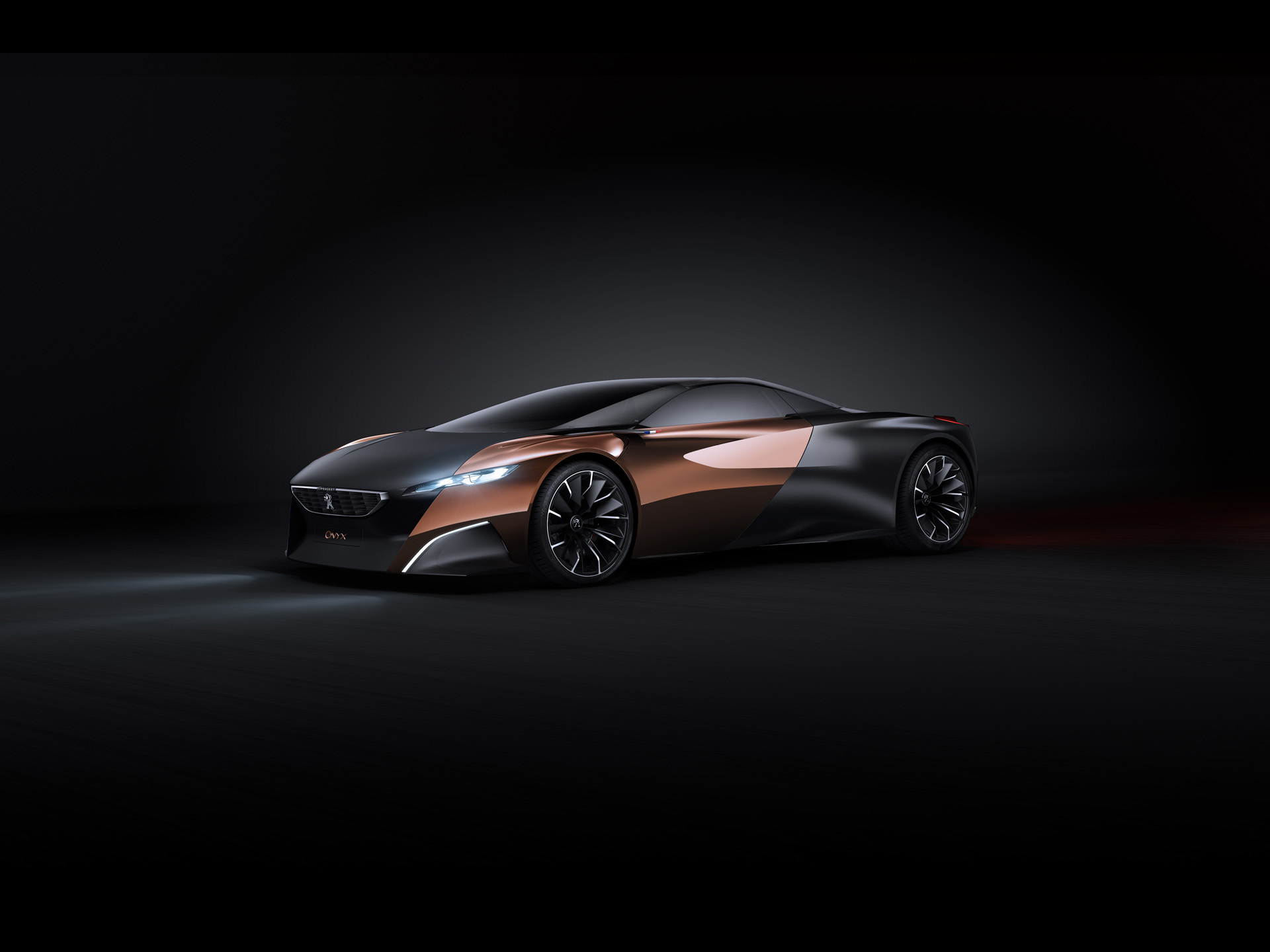 awesome peugeot onyx concept wallpaper 44286
