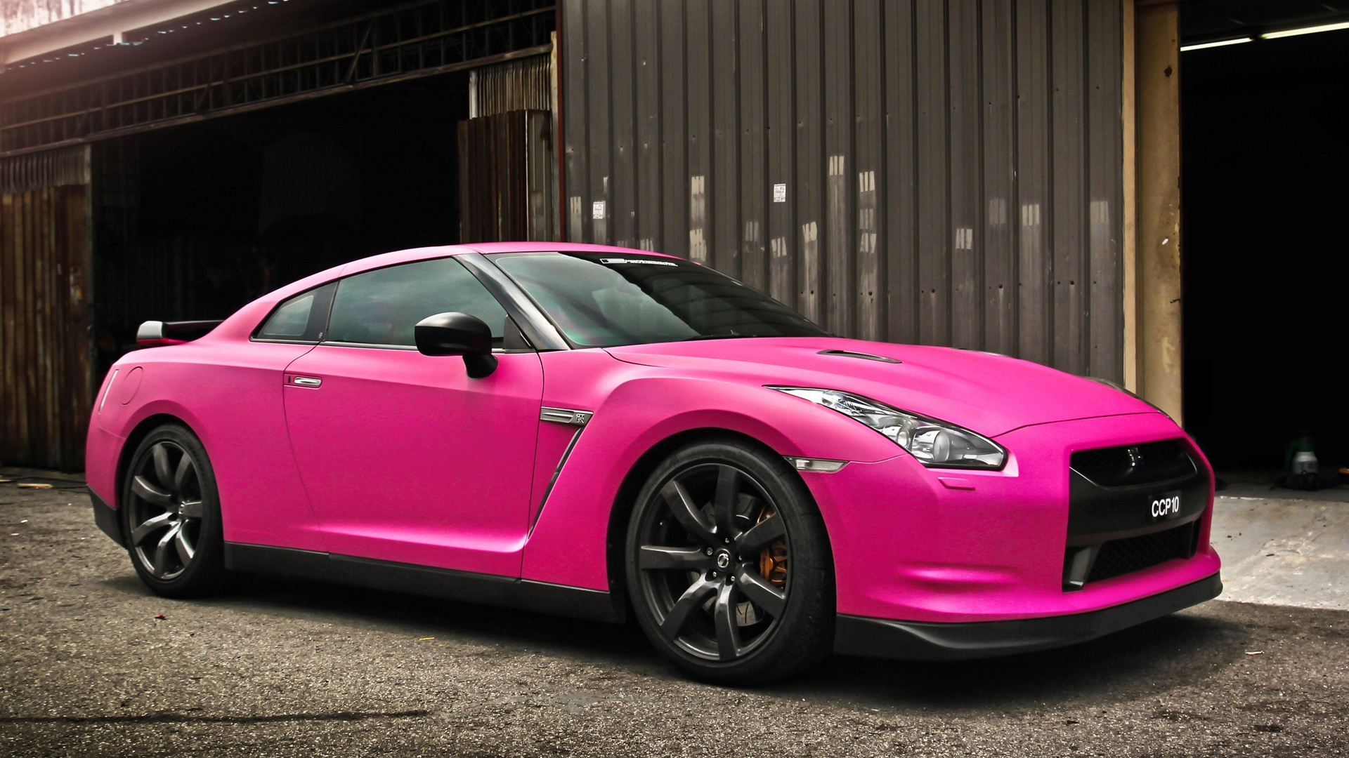 awesome pink car wallpaper 35176