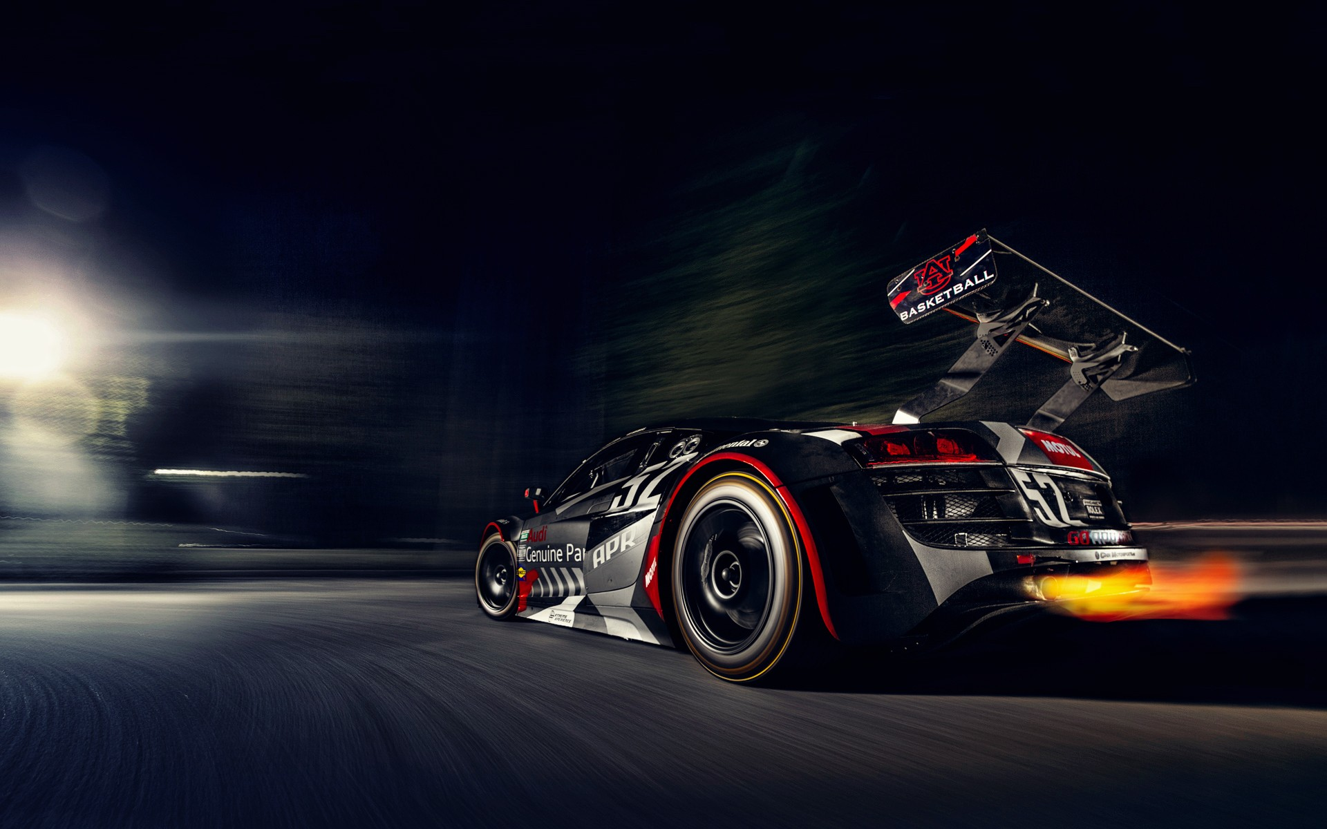 Awesome Race Car Wallp...