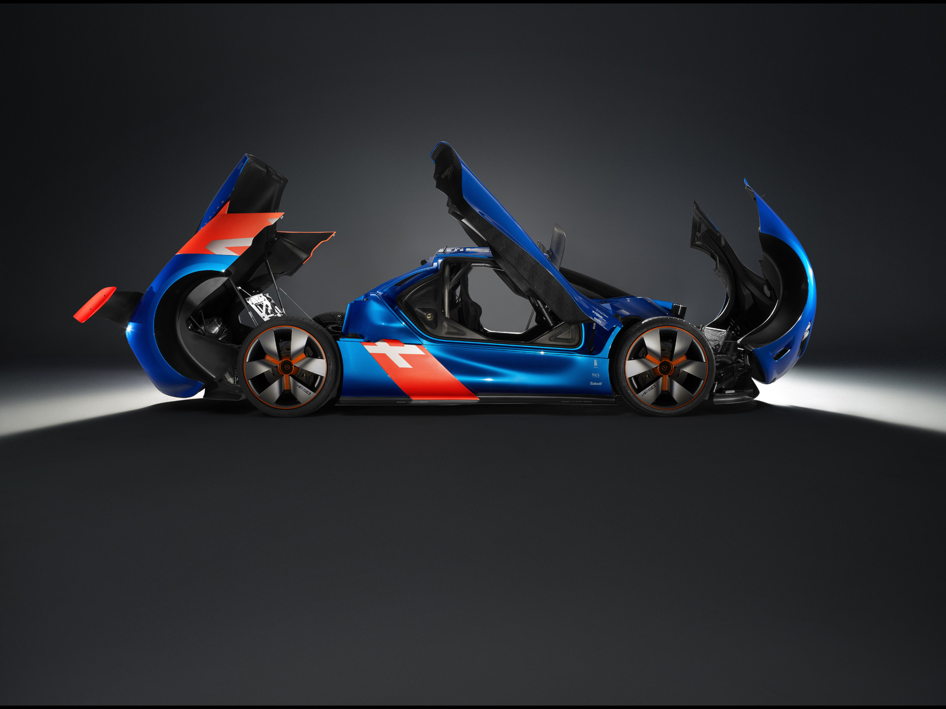 awesome renault alpine concept wallpaper 44290