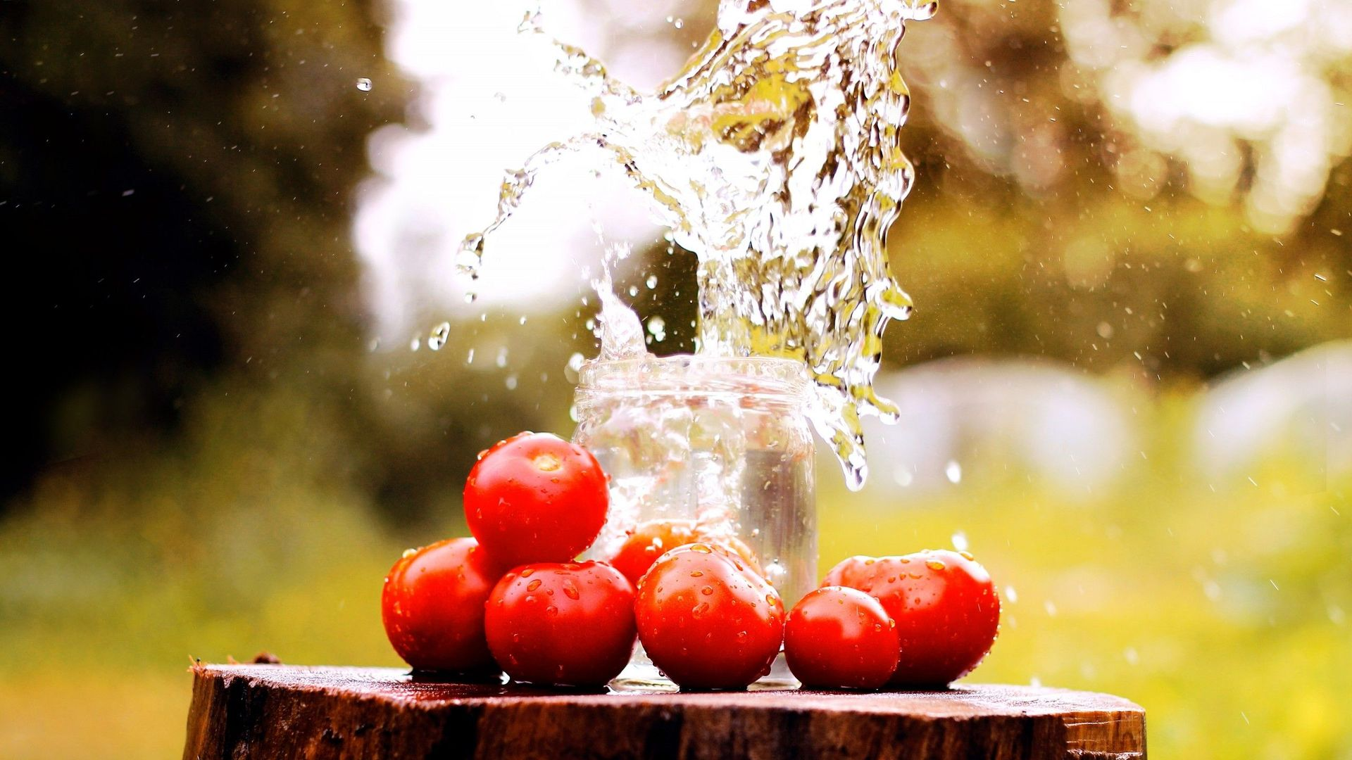 awesome tomatoes wallpaper 44463