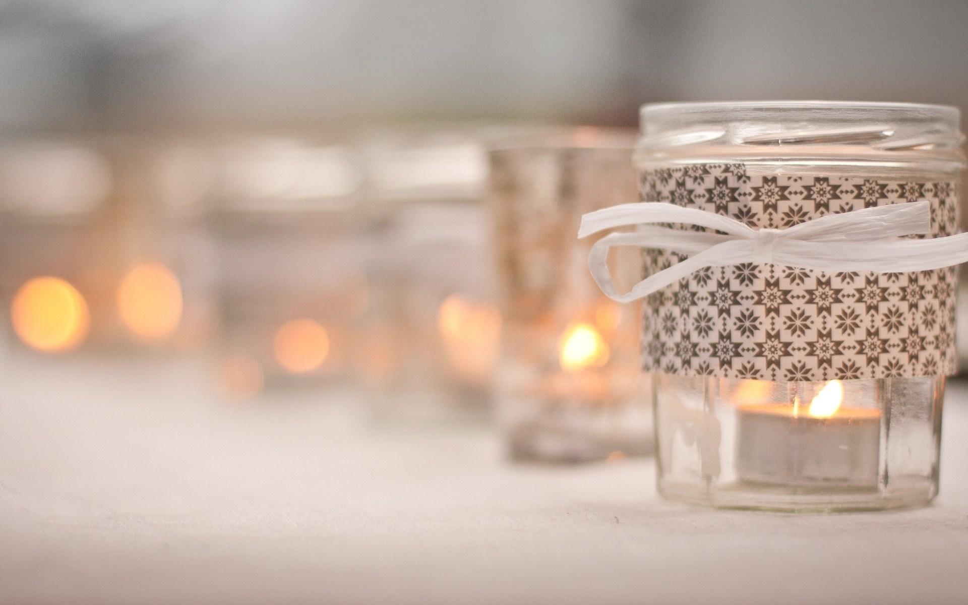 beautiful candles close up wallpaper 44448