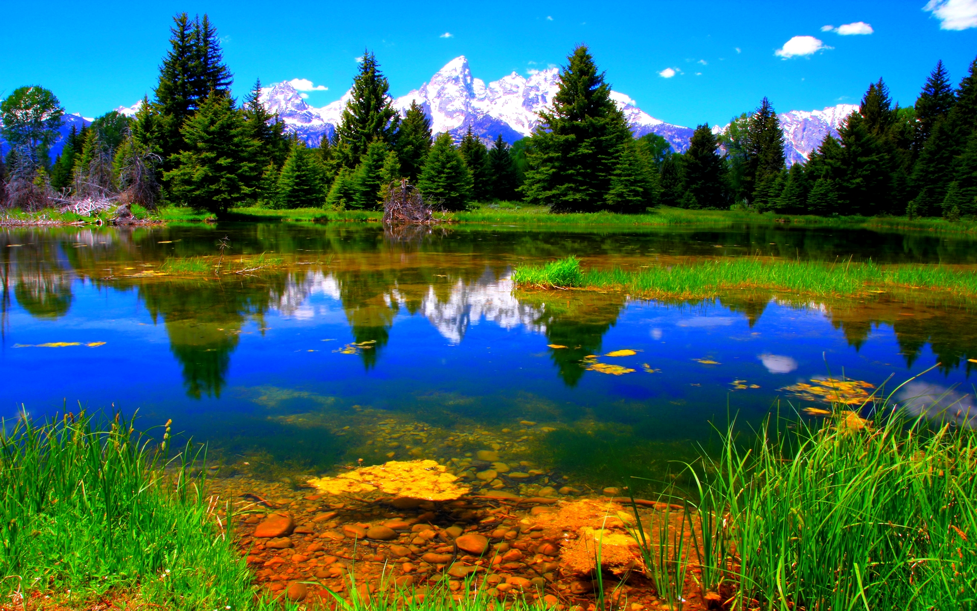 beautiful lake wallpapers 37213