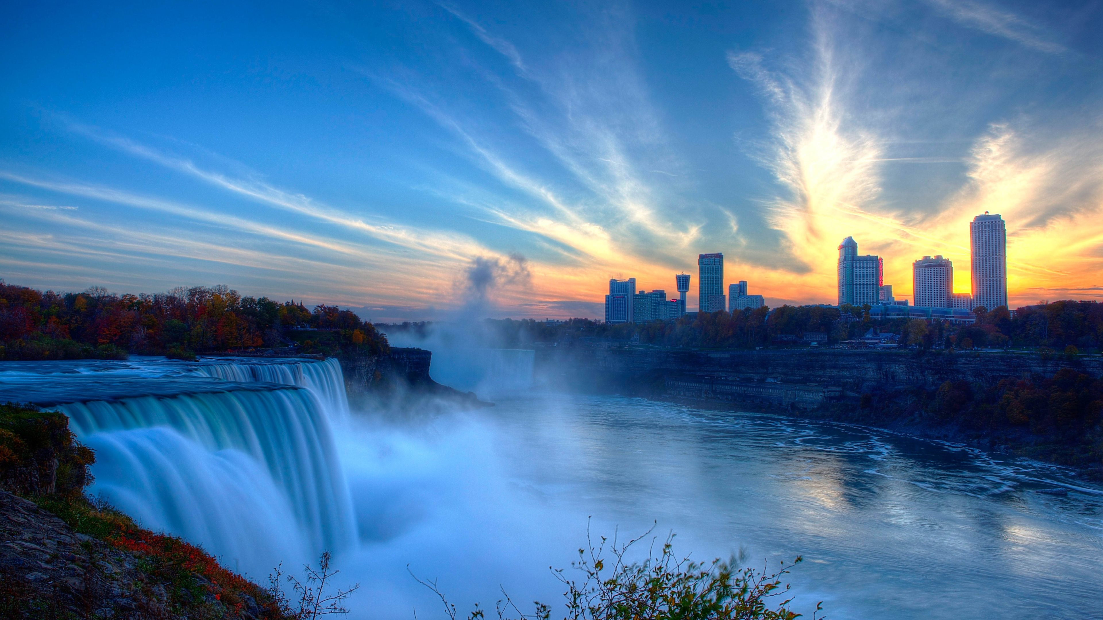 beautiful niagara background 38368