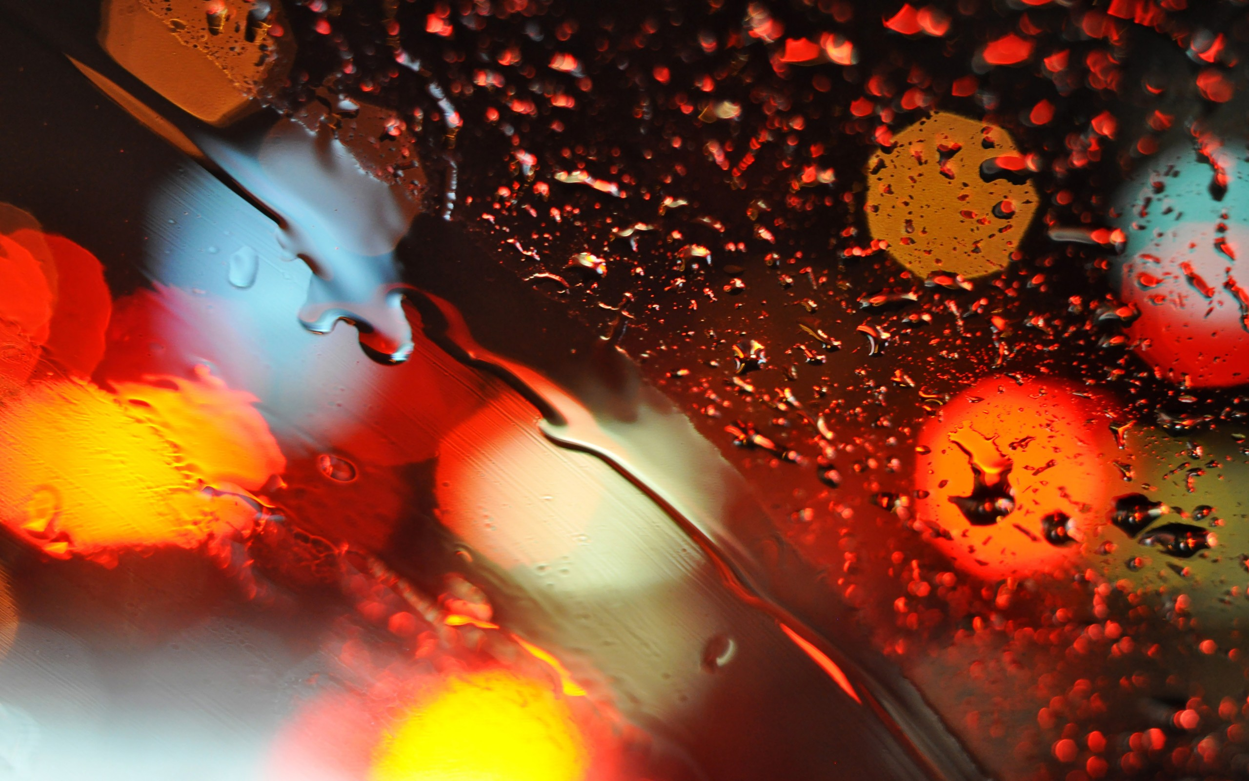 beautiful water drops mood wallpaper 43946