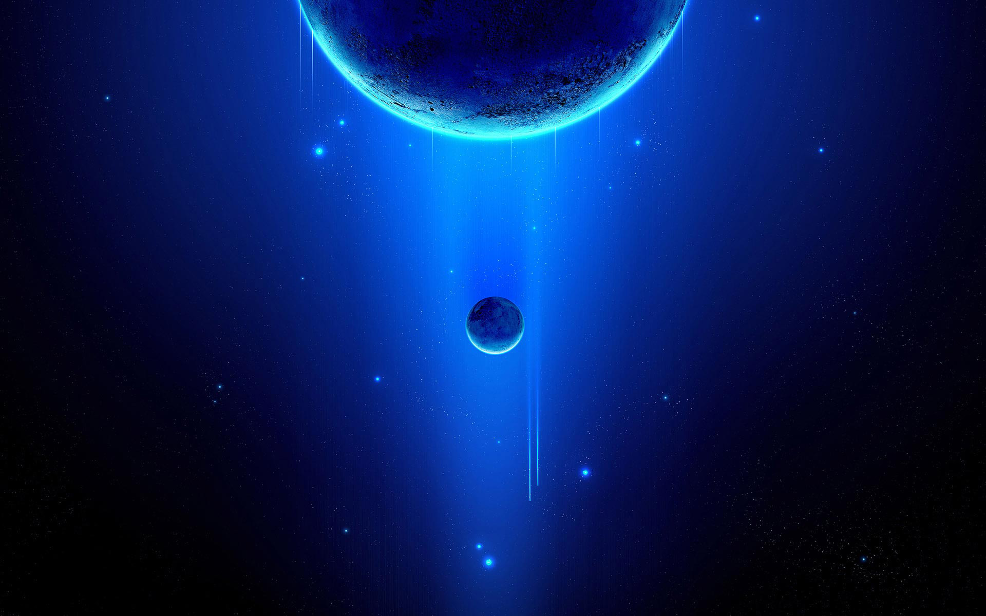 blue space wallpaper 32325