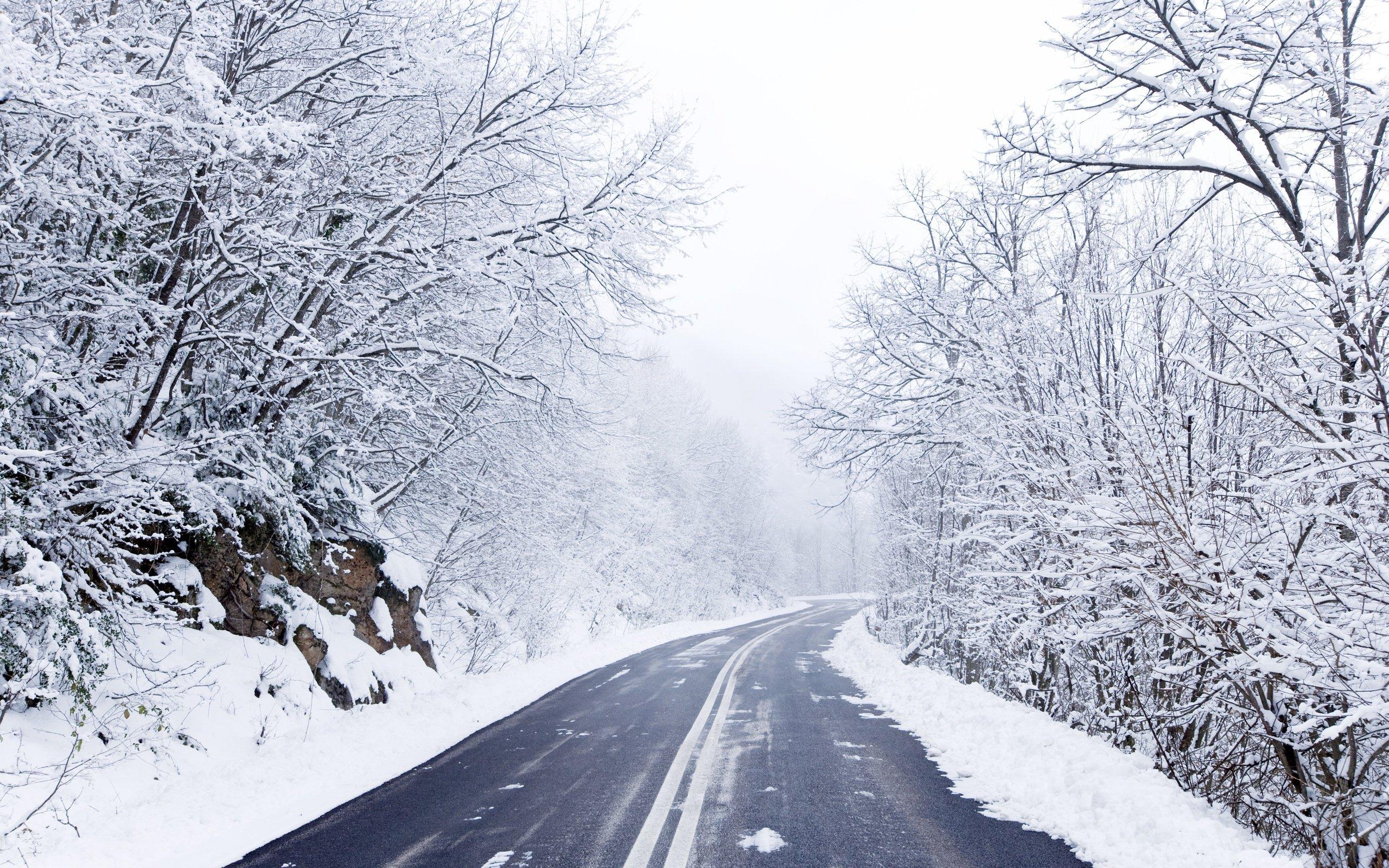 cold road wallpaper 35180