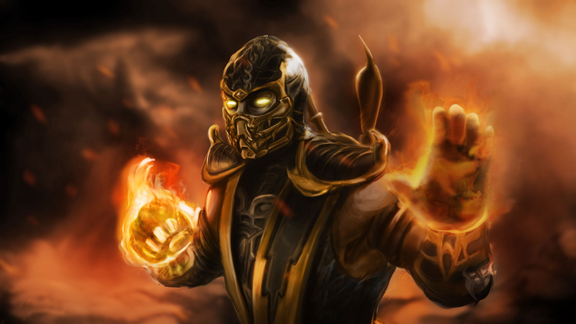 cool mortal kombat wallpaper 24108