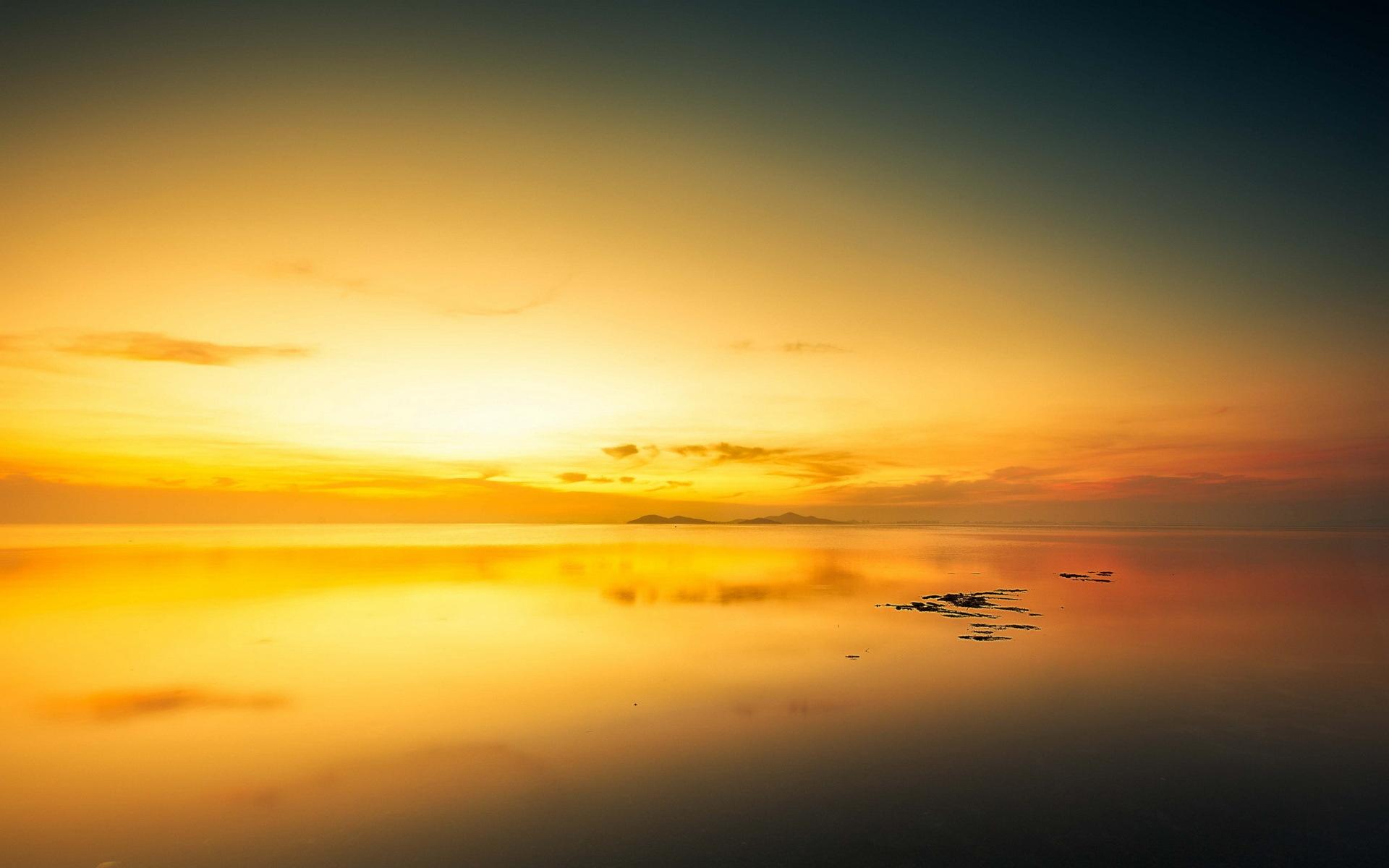 cool ocean sunset wallpaper 35991