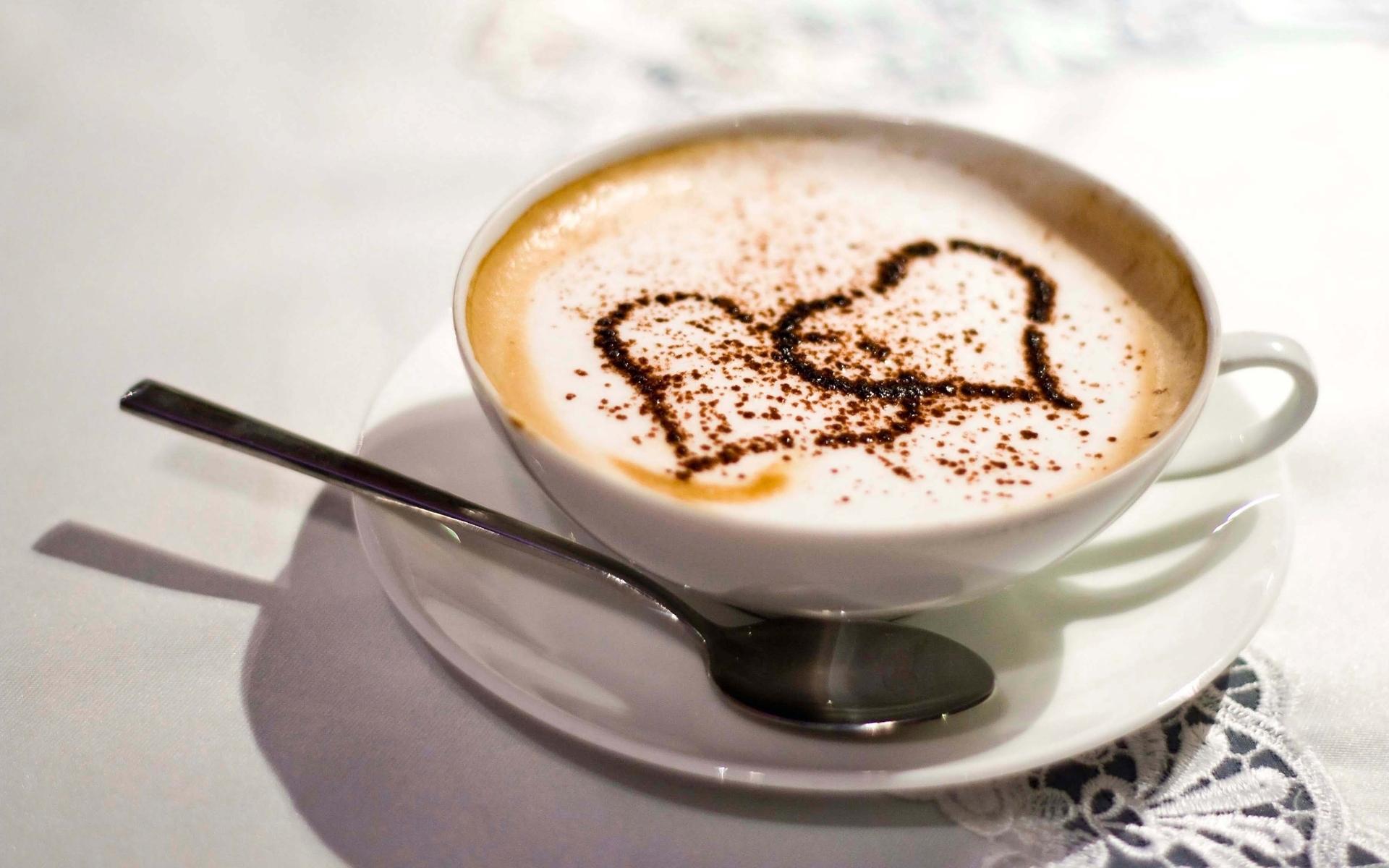 cute cappuccino wallpaper 38666