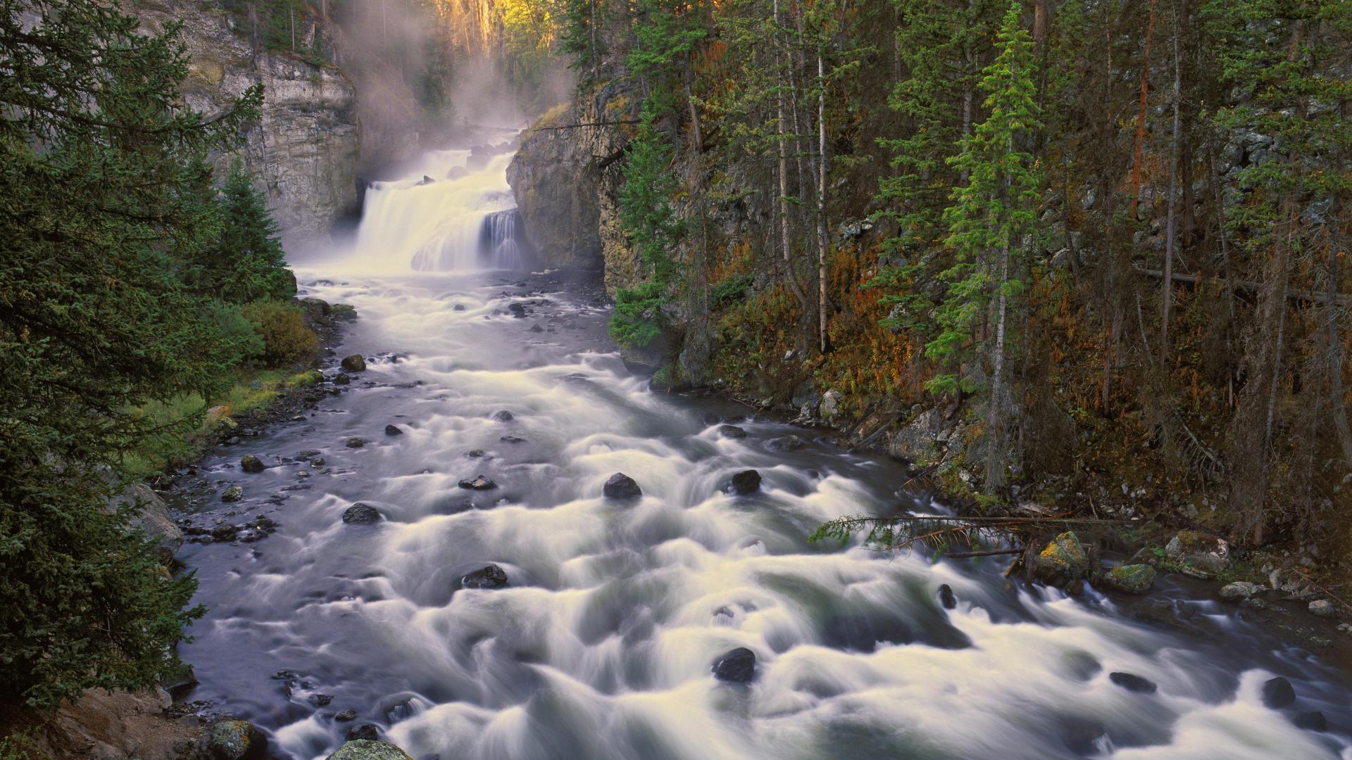 fantastic rapids wallpaper 43943
