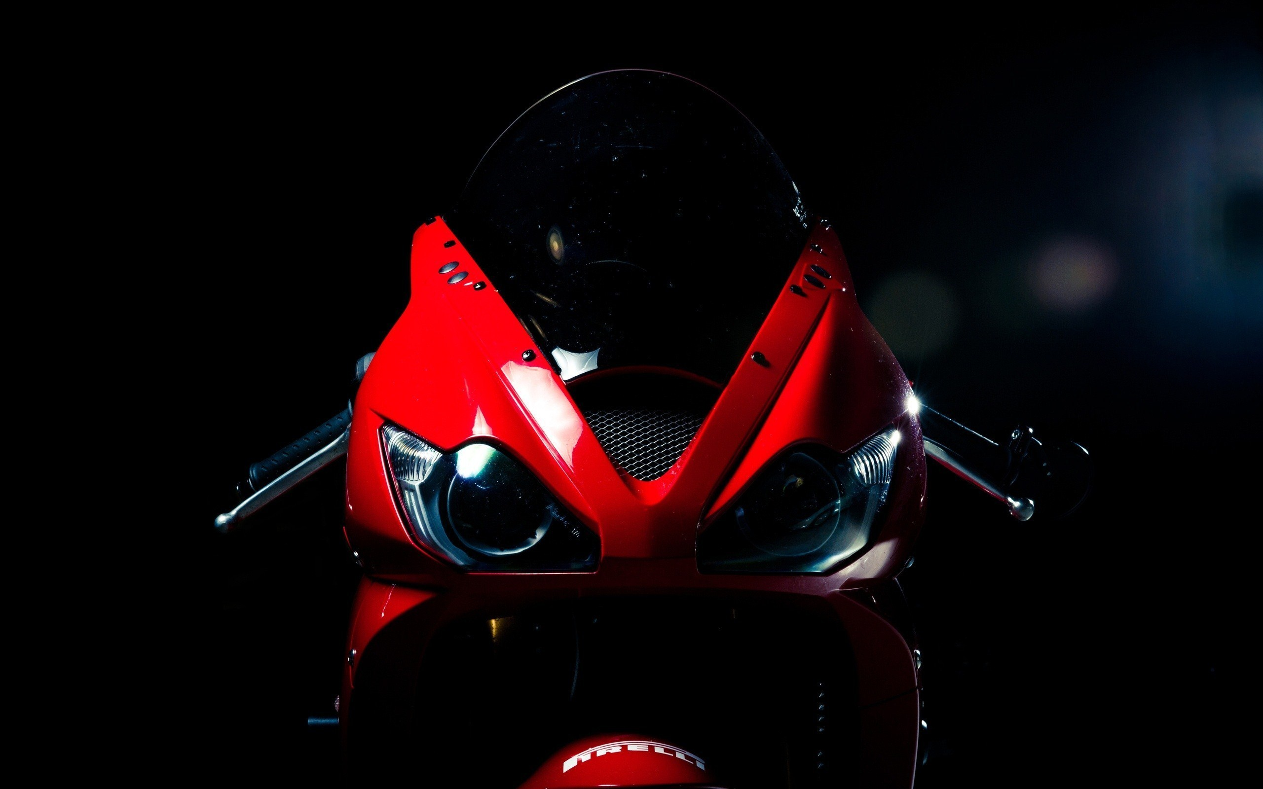 fantastic red bike wallpaper 42930