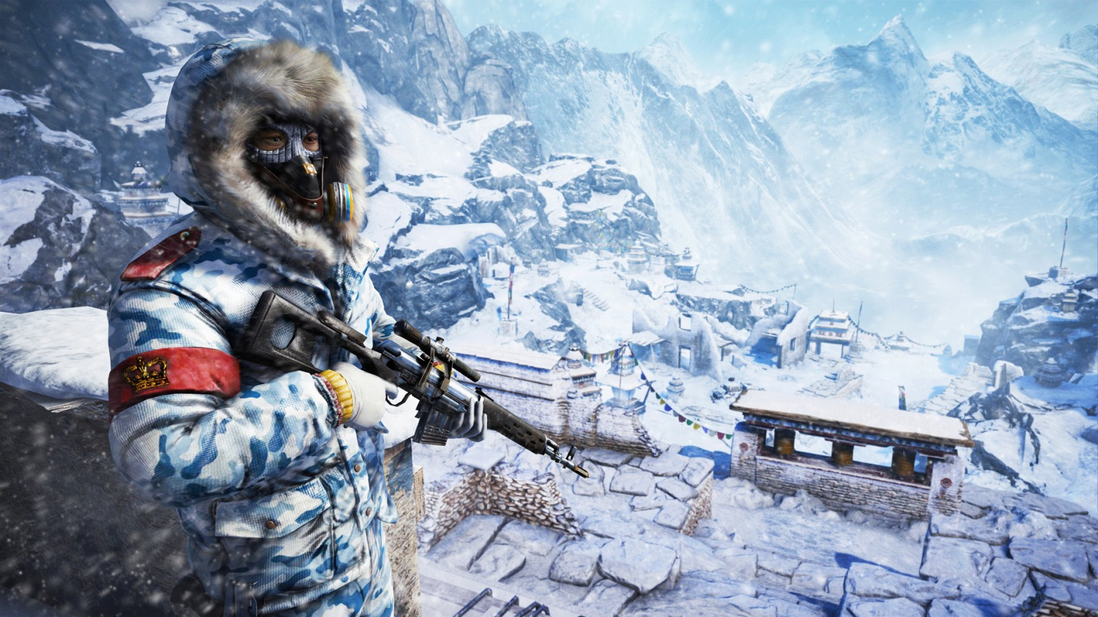 Free Far Cry 4 Wallpaper 43195 1600x900px