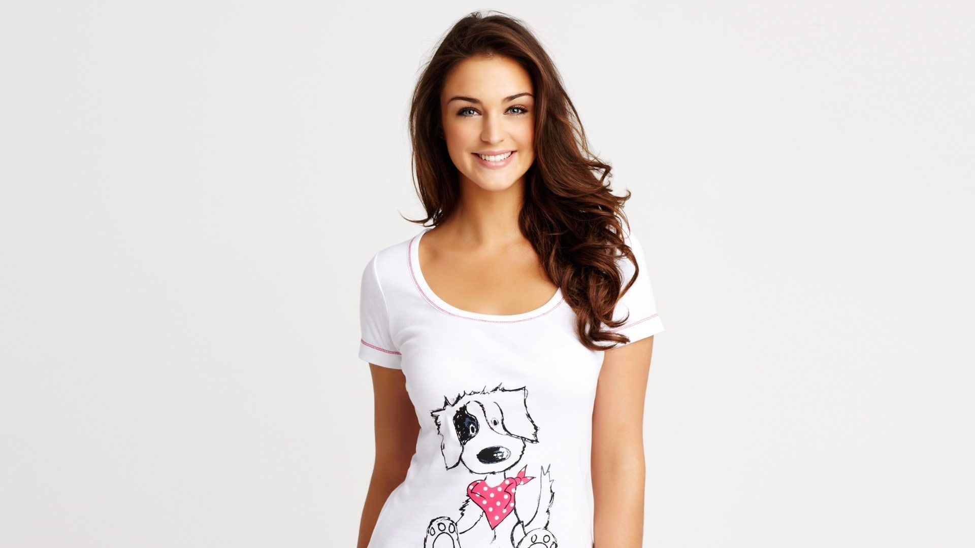 free girl model wallpaper 43670