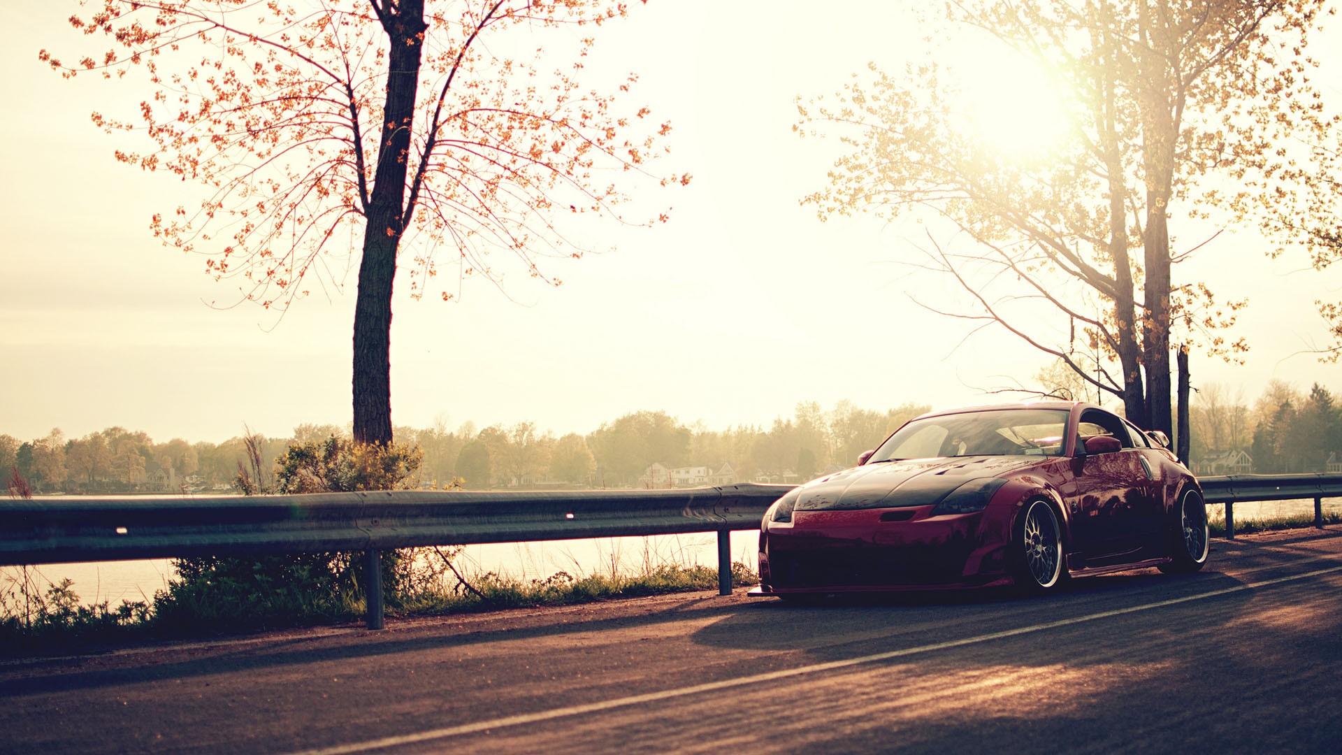 free red car wallpaper 32651