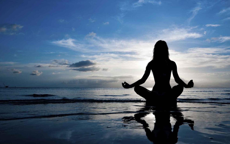 lovely meditation wallpaper 42658