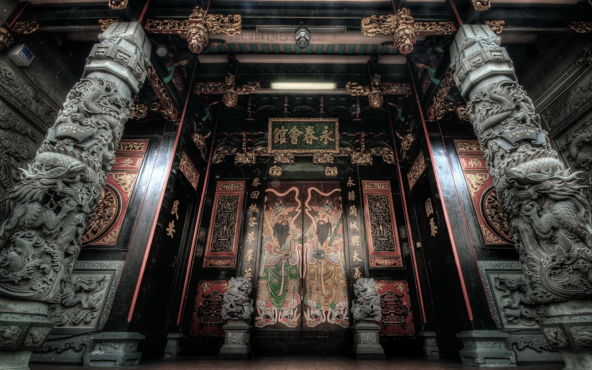 magnificent temple wallpaper 42649