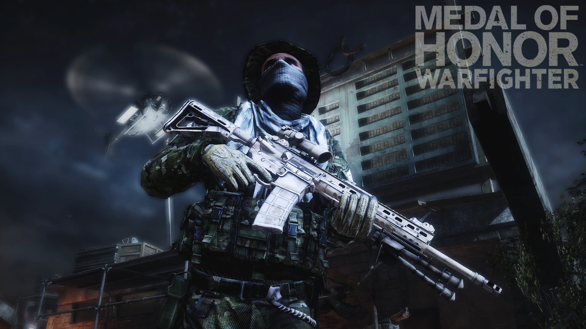 Medal Of Honor Warfighter Wallpaper 44280 1920x1080px