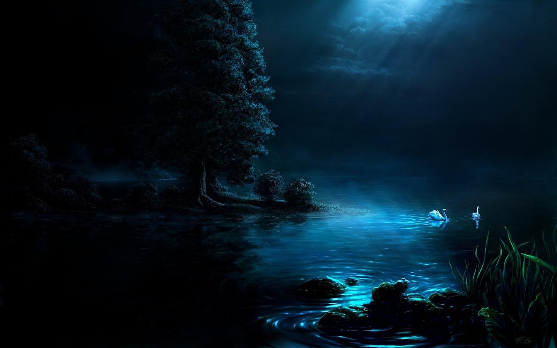 night background 28055