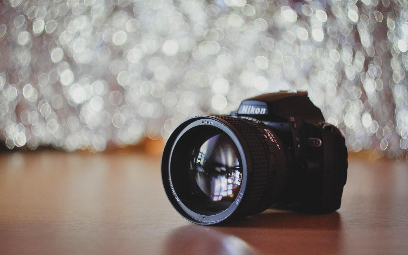 Nikon Camera Wallpaper 44826