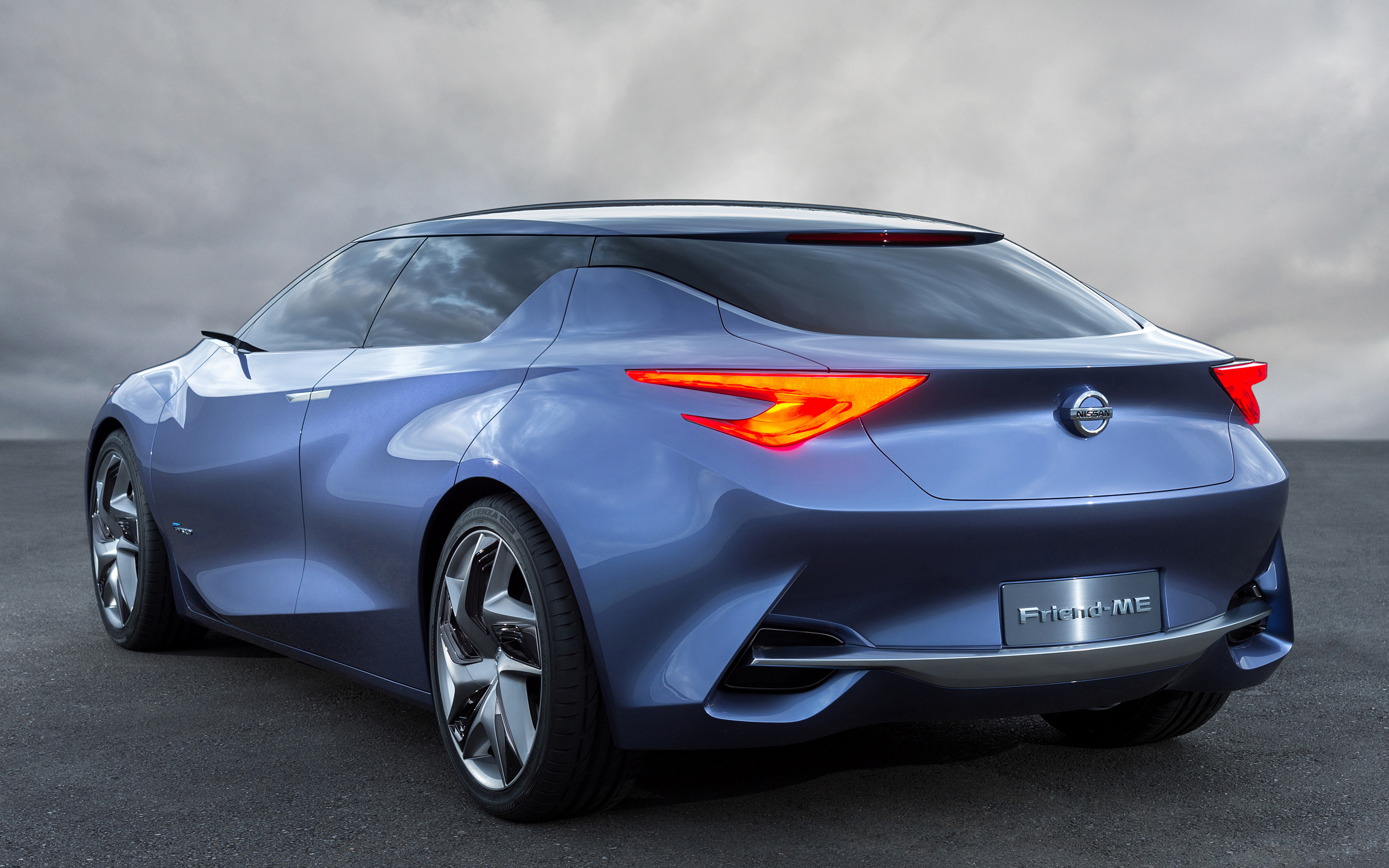 nissan friend me concept wallpaper 44287