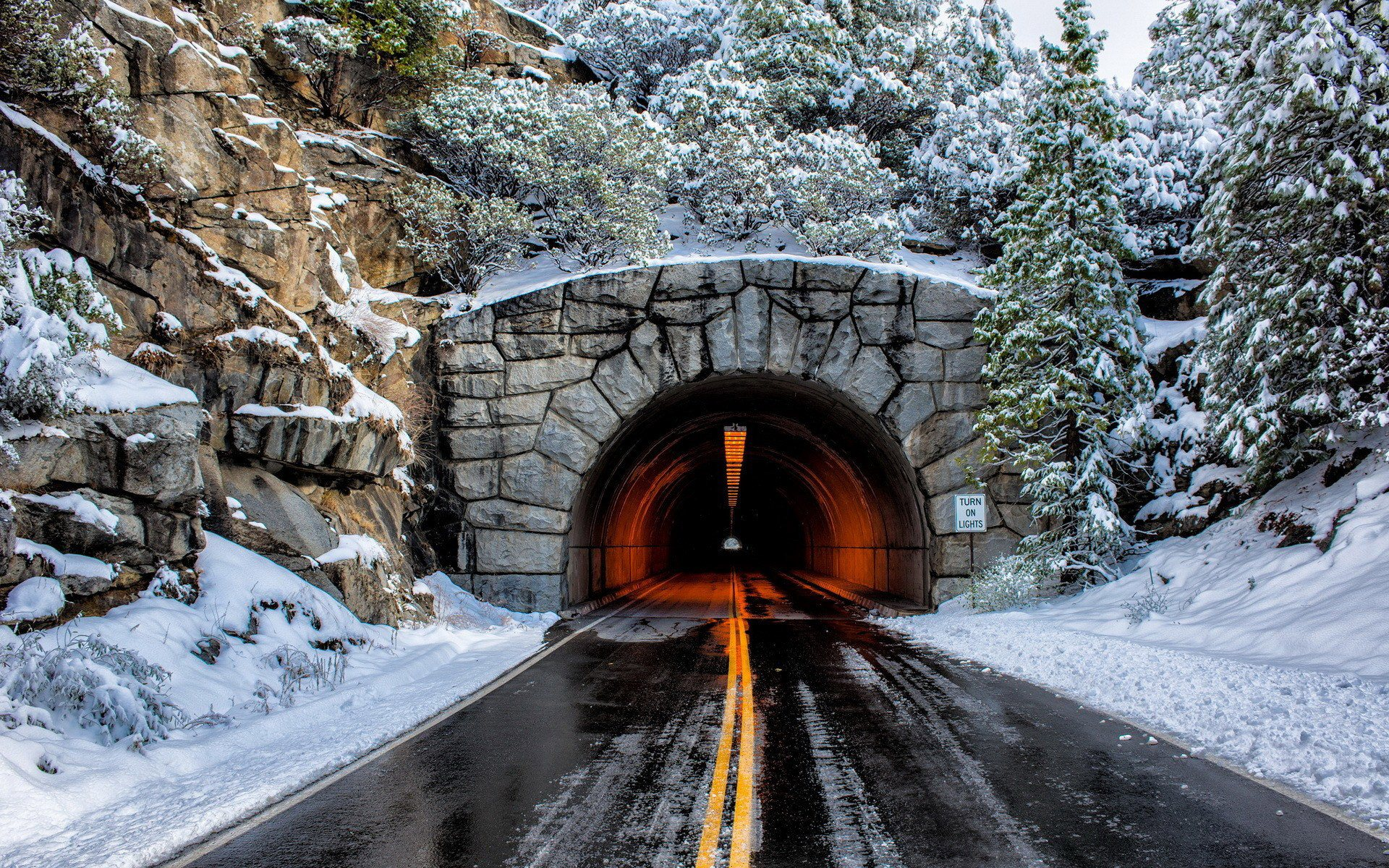 road tunnel wallpaper 38514