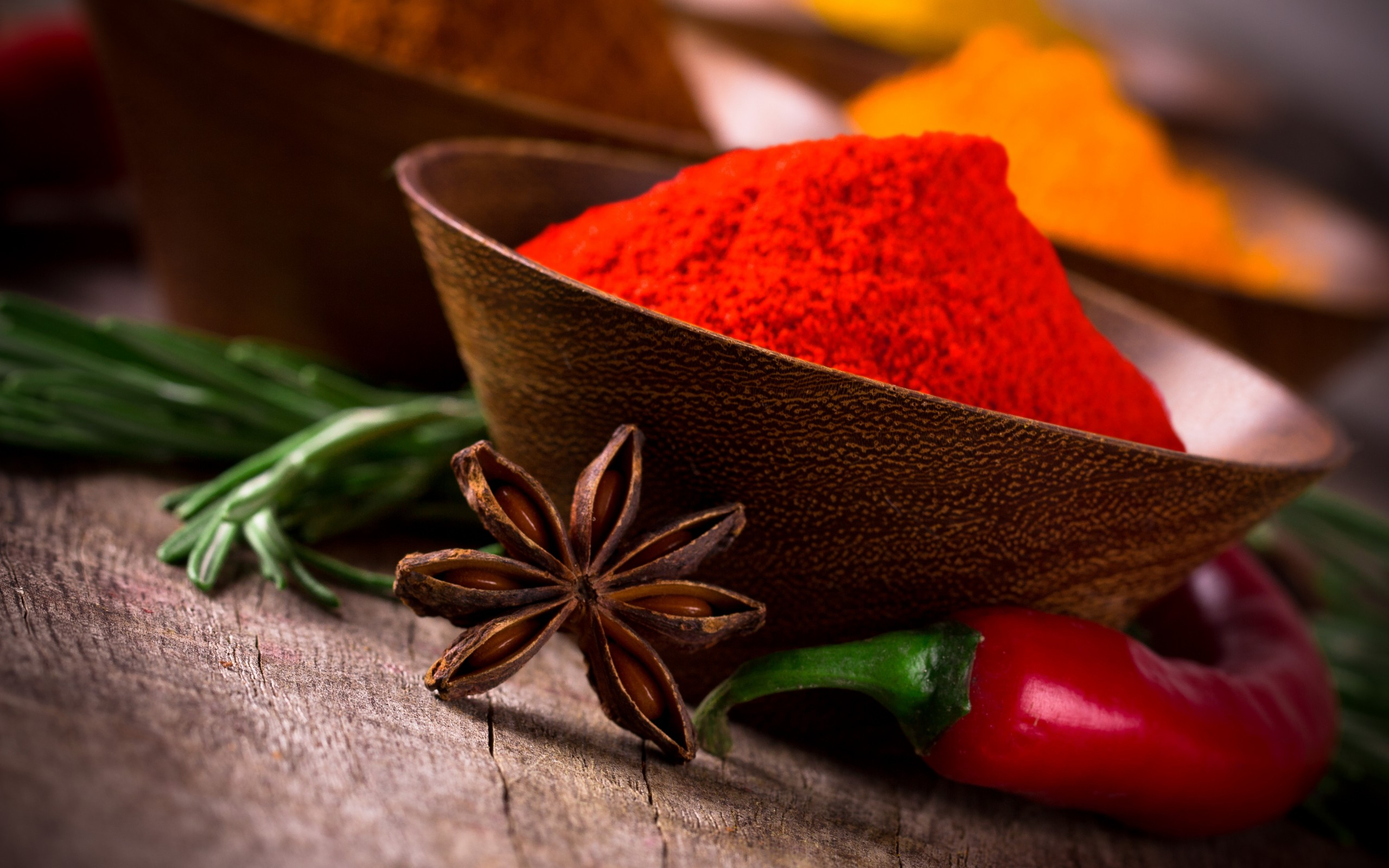 spices background 42875