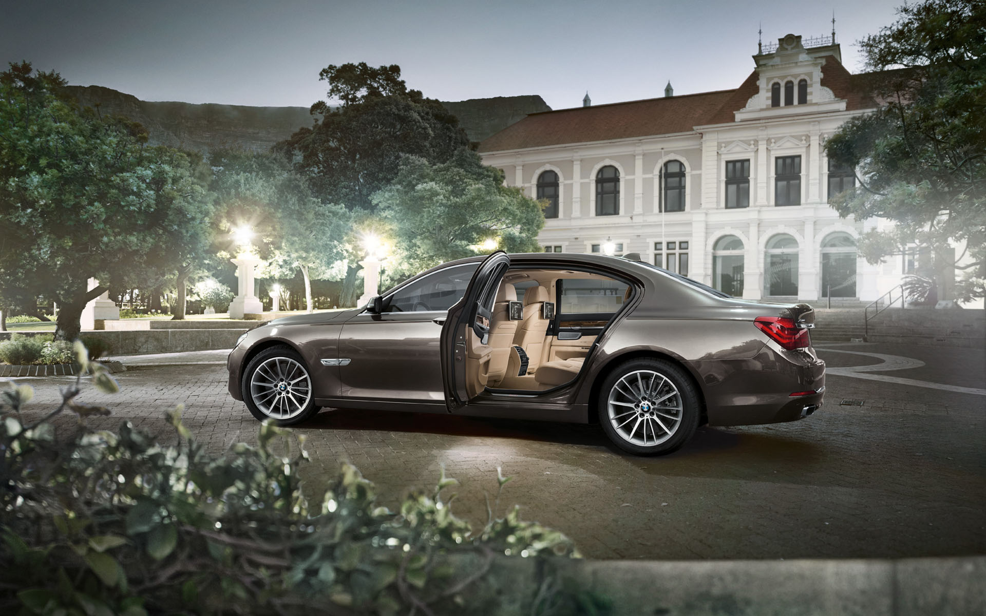 stunning bmw 7 series wallpaper 43421