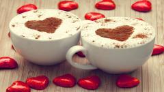Adorable Cappuccino Wallpaper 38669