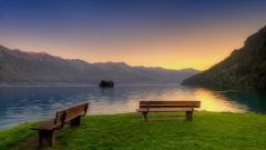 Amazing Bench Wallpaper 31643