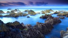 Amazing HDR Beach Wallpaper 38417
