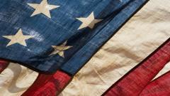 American Flag 39685