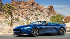 Aston Martin Vanquish Wallpaper HD 44844