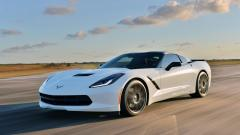 Awesome White Corvette Wallpaper 38318