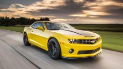 Awesome Yellow Camaro Wallpaper 43206