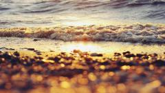 Beautiful Beach Waves Wallpaper 44915