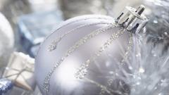 Beautiful Christmas Ornaments Wallpaper 38761