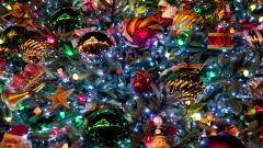 Beautiful Christmas Tree Wallpaper 44406