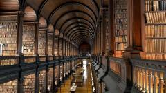 Beautiful Library Wallpaper 44313