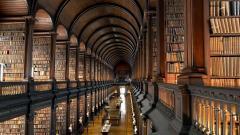 Beautiful Library Wallpaper 44313