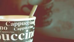 Cappuccino Mug Wallpaper 38682