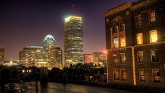 City Buildings Wallpaper HD 43931