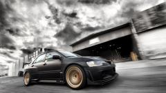 Cool Mitsubishi Lancer Wallpaper 43214