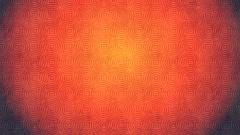 Cool Orange Abstract 27680