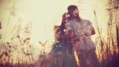 Cute Couple Mood Nature Wallpaper 43956