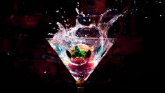 Drink Splash Wallpaper 45097