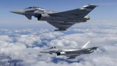 Eurofighter Typhoon Wallpaper 43923