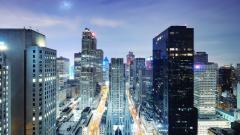 Fantastic City Buildings Wallpaper 43930