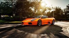 Fantastic Lamborghini Murcielago Wallpaper 44897