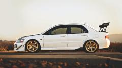 Fantastic Mitsubishi Lancer Wallpaper 43222